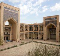 Строительство и реконструкция зданий «Высшего учебного медресе Мир Араб»