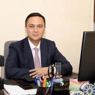 Нурмухамедов Сарвар Алишерович Главный специалист Финансово-экономического отдела