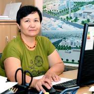 Яхшиликова Шолпанай Тастановна, Главный специалист ОТС и ПВР